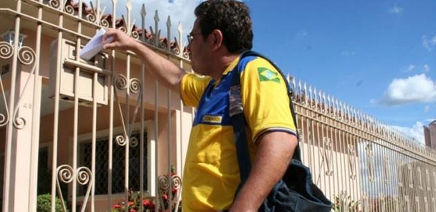 Funcionários dos correios estão sendo assaltados em algumas cidades do litoral de SP