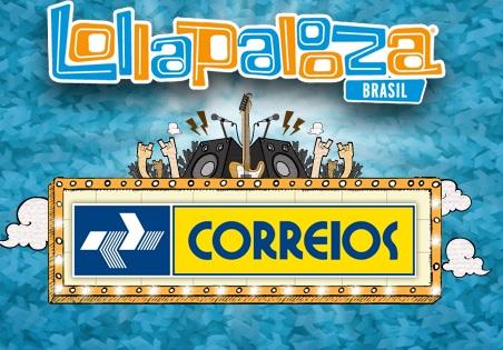 Ingressos para o Lollapaloza 2013