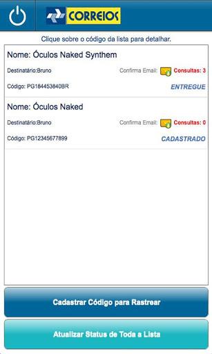 correios free android